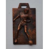 Médaille ancienne FOOTBALL CORSE Division d&#39honneur 1979/80