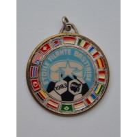 Médaille FOOTBALL TOURNOI ETOILE FILANTE BASTIAISE 1983