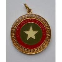 Médaille FOOTBALL TOURNOI ETOILE FILANTE BASTIAISE ancienne