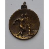 Médaille ancienne TOURNOI DE TOGA 1984 Football CORSE