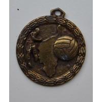 Médaille ancienne FOOTBALL CORSE Récompense-
