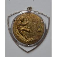 Médaille ancienne FOOTBALL COUPE DE CORSE 1977/78