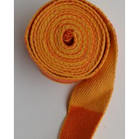 Ceinture Judo/karaté Orange  taille 200cm