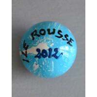 Bouchon/cochonnet Pétanque concours de Boule ILE ROUSSE 2012