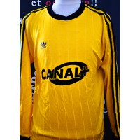 Maillot Coupe ADIDAS Canal+ porté N°2