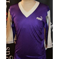 Maillot PUMA ancien taille 0x1 (S) violet