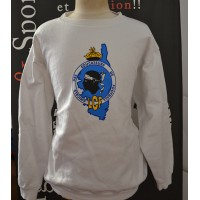 Pull ancien LCF Ligue Corse de Football des Educateurs taille XL