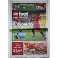 CM FOOT CORSE-MATIN N°08 Semaine du 6 au 12 décembre 2012