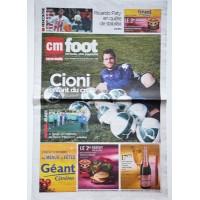 CM FOOT CORSE-MATIN N°09 Semaine du 13 au 19 décembre 2012