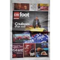 CM FOOT CORSE-MATIN N°11 Semaine du 27 au 2 janvier 2013