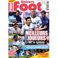 Magazine Univers FOOT numero 5