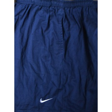 Short NIKE bleu marine en coton taille XL - ARGUS FOOT   SPORTS 47a70f7f20e