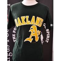 Tee shirt vintage  Baseball OAKLAND A&#39S année 1988 taille XL