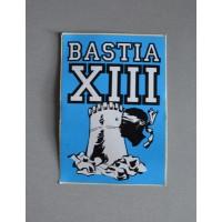 Ancien Autocollant BASTIA XIII RUGBY