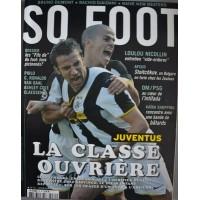 Magazine SO FOOT NUMERO 070 : La classe ouvrière