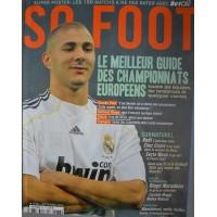 Magazine SO FOOT NUMERO 068 : Le Guide des Championnats Européen