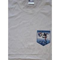 tee shirt Ancien LIGUE DE LA MEDITERRANEE taille XL