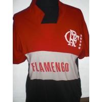 Maillot ancien Flamengo Brésil Année 70/80