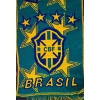 Echarpe BRASIL CBF 4 étoiles Football