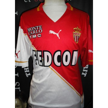 Football Taille 8 x 10 cm AS MONACO Fanion Collection Officielle ASM
