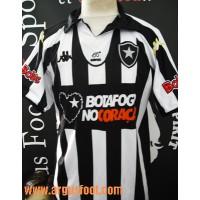 Maillot  BOTAFOGO Futebol N°9 saison 2004 rio de janeiro BRESIL