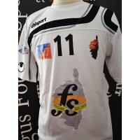 Maillot officiel SELECTION CORSE FUTSAL UNCFS Uhlsport