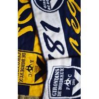 Echarpe FC GIRONDINS DE BORDEAUX Légende 1881-2001
