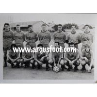 Photo authentique ancienne FURIANI-AGLIANI DH Football CORSE