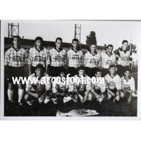 Photo authentique ancienne Equipe DH Football CORSE