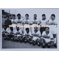 Photo authentique ancienne PROPRIANO Equipe DH Football CORSE