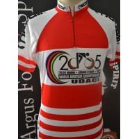Maillot Cyclisme MECAIR taille L LURAGO D&#39ERBA ITALY 2005