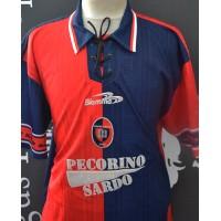 Maillot CAGLIARI CALCIO porté MODESTO N°24 match worn CORSE