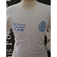 Tee shirt E.F.B BASTIA 30ème Tournoi de Football taille M