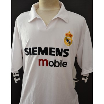 Maillot REAL MADRID ADIDAS CLIMALITE taille XL Siemens Mobile