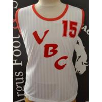 Maillot ancien Basket-ball VBC VENELLES N°15 taille M