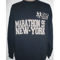Ancien Pull C.O CAMPILE PULL Marathon New-York 95