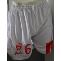 Short ancien AS NANCY porté N°6 BERENGUER Baliston taille XL
