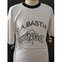 Tee shirt C.A.BASTIA Hunga taille S