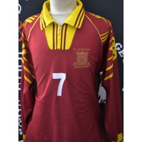 Maillot ancien FC ST VICTORET N°7 taille XL Football amateur