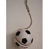 Ancien YOYO football en forme ballon