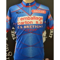 Maillot Cyclisme C.S.BRETIGNY CYCLO taille 4 FAUDE
