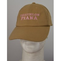 Casquette TRIATHLON PIANA taille 58cm Adulte