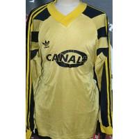Maillot ancien ADIDAS Coupe de France CANAL+ porté N°11