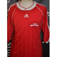 Maillot Football Entreprise ADIDAS porté N°14 taille XL