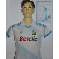 Ensemble Maillot/short OM MARSEILLE N°11 REMY Adidas ME365