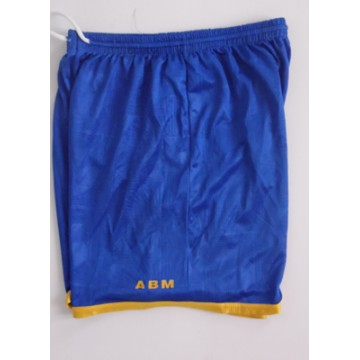 Short Occasion Football ABM taille VI (M) Bleu jaune - ARGUS FOOT ... 864d4febc41