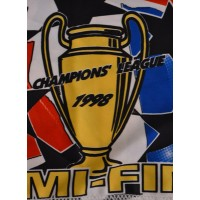 Echarpe ASM MONACO/JUVENTUS 1/2 Champion&#39s League 1998