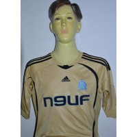 Maillot Enfant OM MARSEILLE ADIDAS taille 10ans (ME368)