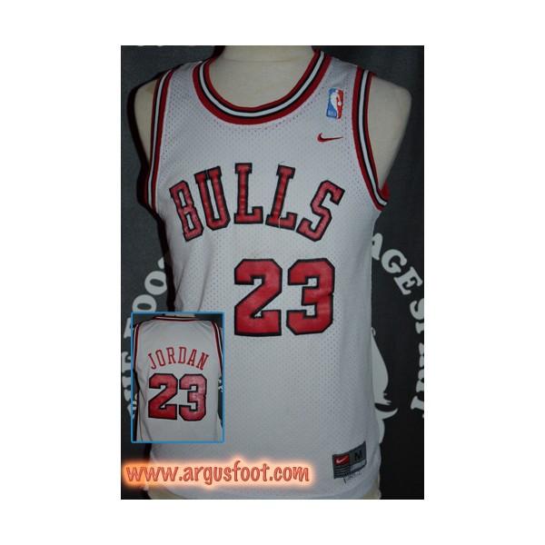 5281d2327e574 Maillot Basket NBA Chicago BULLS N°23 JORDAN NIKE TEAM Taille M ...