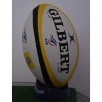Ballon Rugby FFR XV FRANCE GILBERT size 5